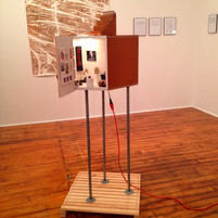 Mini Museum - Tiny Iron Exhibition