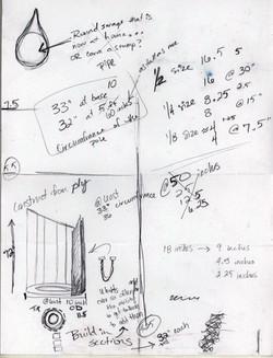 sketchbook plans