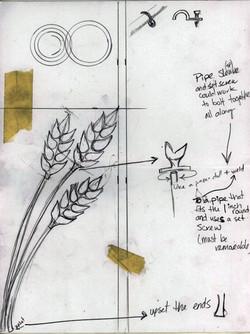 sketchbook planning