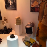 Mini Museum - Tiny Iron Exhibition Detail