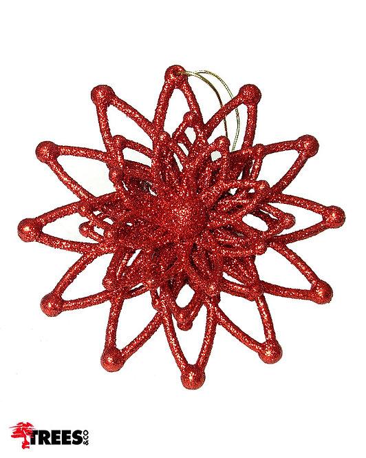 Snowflake Vermelha