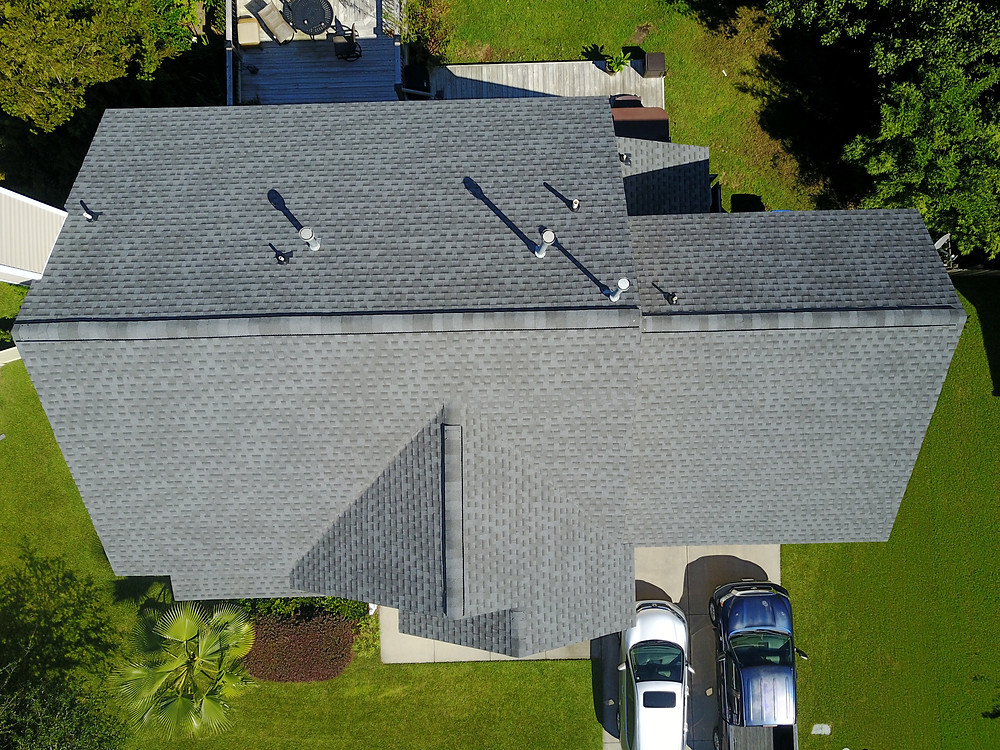 Charleston Roof Replacement