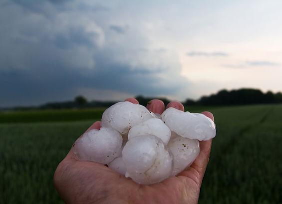 roof damage, hail damage, hail, charleton, isle of palm