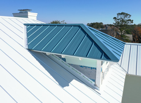 Considering a white Roof?