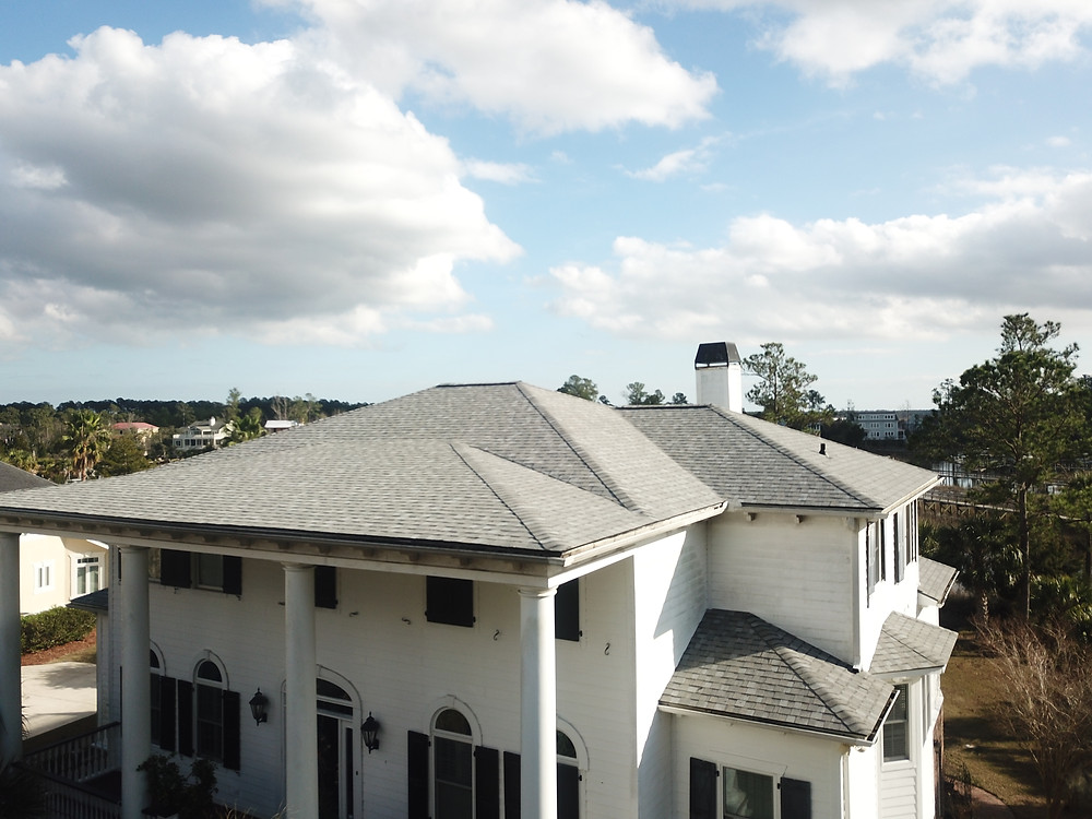 Roofing Services, Charleston Roofing