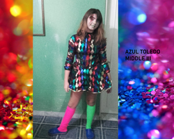 AZUL TOLEDO