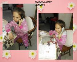 ISABELA KUNZ