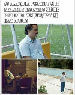 Aguirre, Pezza y Camino