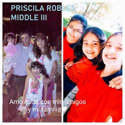 PRISCILA ROBLES GONZALEZ