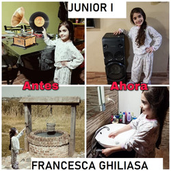 FRANCESCA GHILIASA