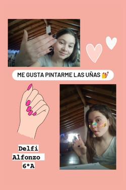 DELFINA ALFONZO