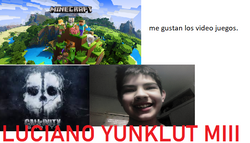LUCIANO YUNKLUT LUCERO
