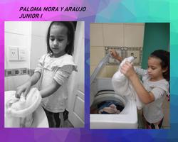 PALOMA MORA Y ARAUJO