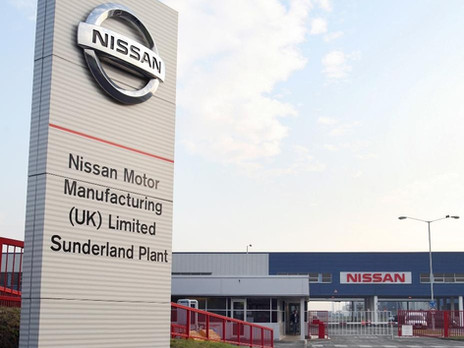 Nissan Paint Shop Extension - Sir Robert McAlpine