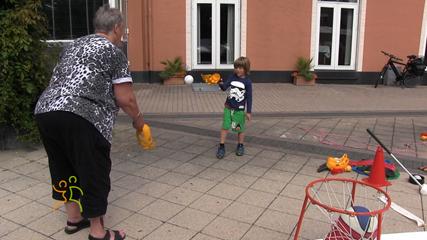 Svendborg Sportsfestival på Centrumpladsen  lørdag d. 18. juni 2016