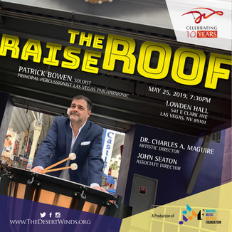 Raise the Roof with Patrick Bowen