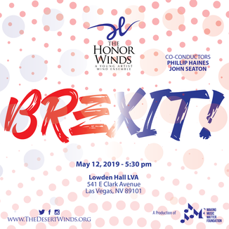 BREXIT, The Honor Winds In Concert