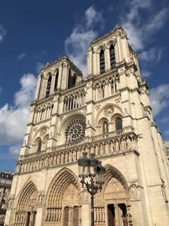 Why We Weep as Notre Dame Burns