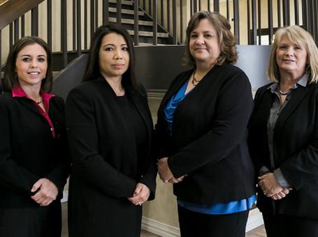 The Women of Alinsco Insurance