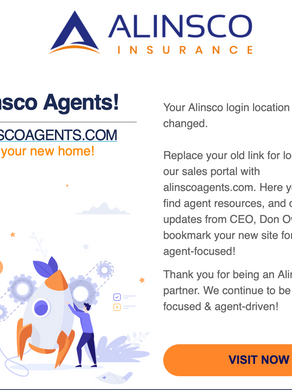 NEW ALINSCO LOGIN LOCATION