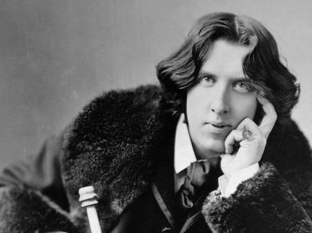 Oscar Wilde Loose in America