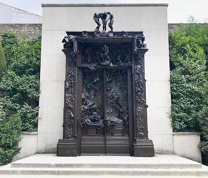 Rodin's Thinker is Pondering the Infinite