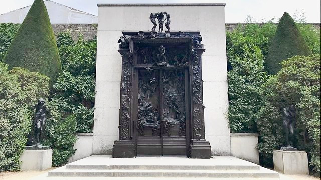 Gates of Hell Rodin