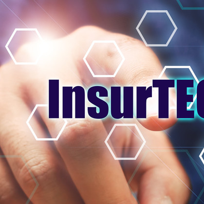 Insurtech: Don't Freak Out