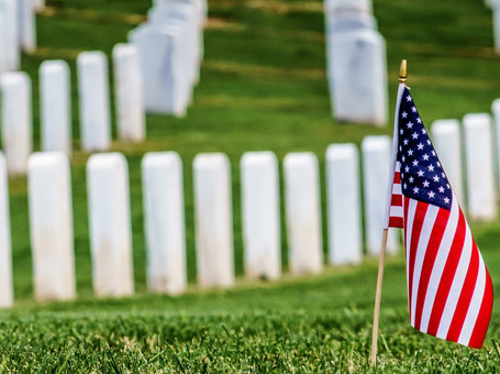 Memorial Day:  Our Need for Moral Growth