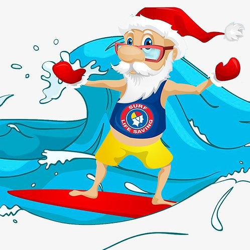 Santa at the Surf Club - 5 December 2020
