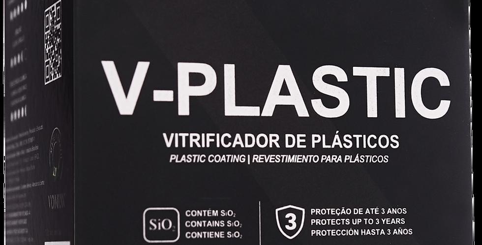 V-Plastic 20ml Vitrificador de plásticos Vonixx