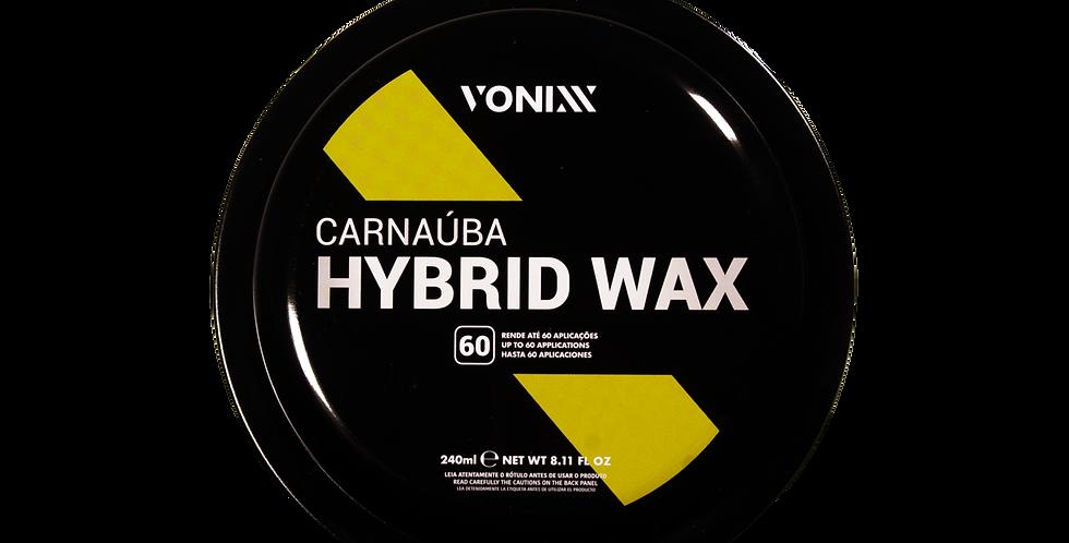 Carnaúba Hybrid Wax Cera híbrida