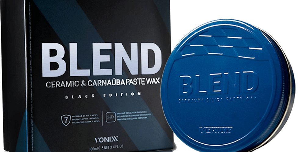 BLEND PASTE WAX – BLACK EDITION