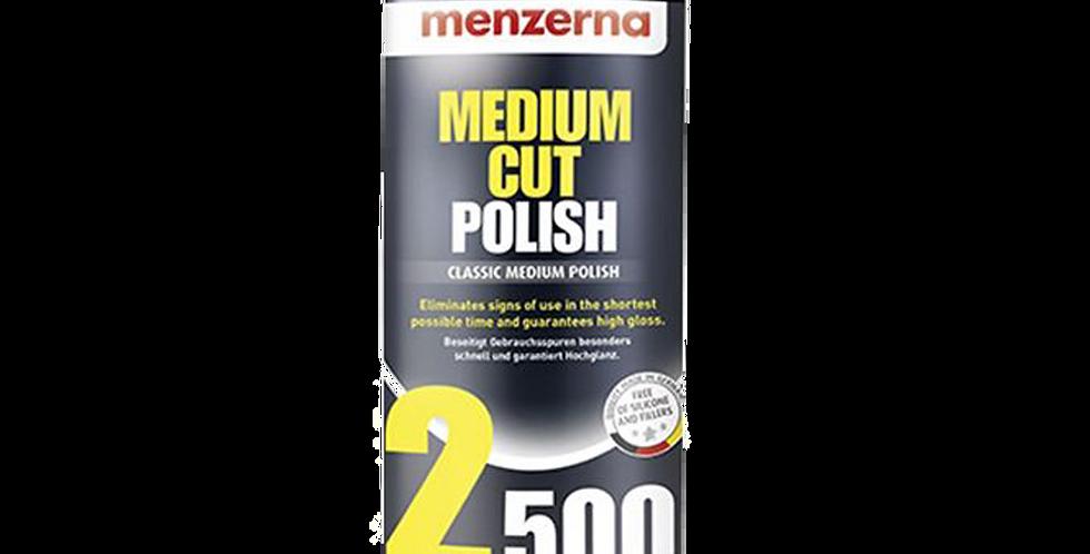 Composto Polidor Refino Medium Cut Polish 2500 1l Menzerna