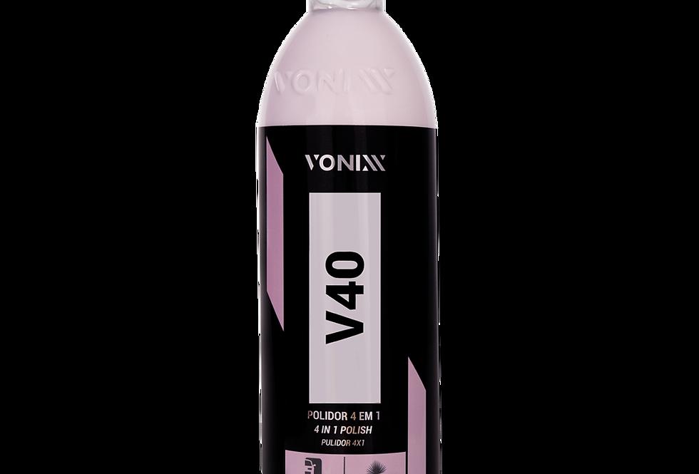V40 Polidor 4 em 1 - 500ml Vonixx