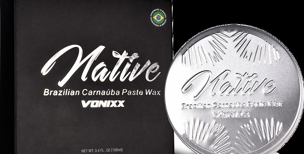 Native Paste Wax 100g Vonixx