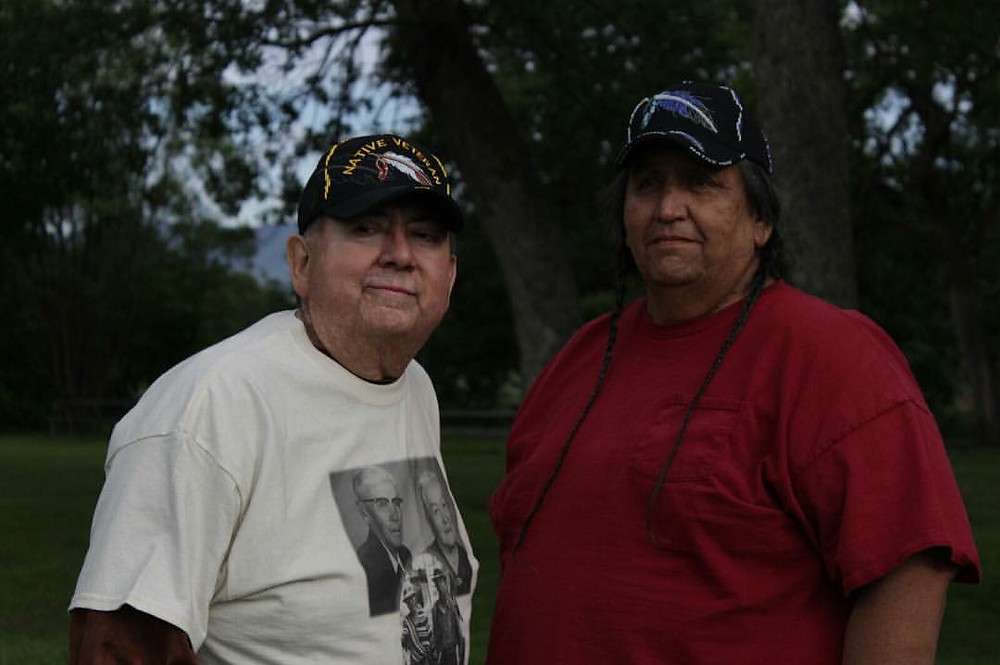 My Dad Tom Swan and my uncle Nick Swan
