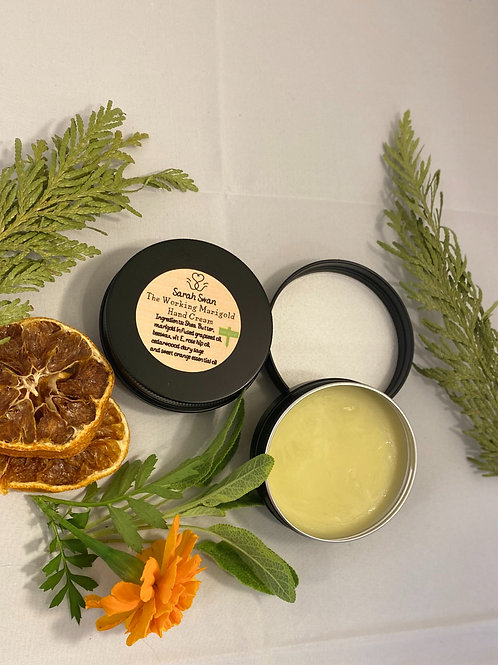 The Working Marigold Hand Cream