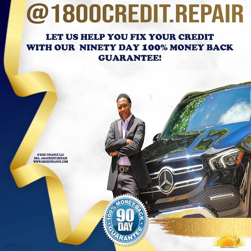 Orise Finance Credit Repair