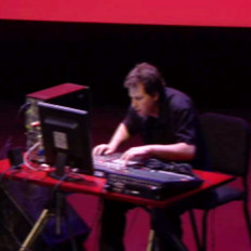 Performance at Redcat, Los Angeles 2008
