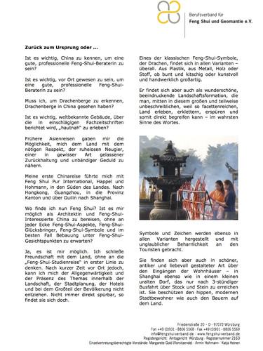 Berufsverband Artikel Hagia Chora