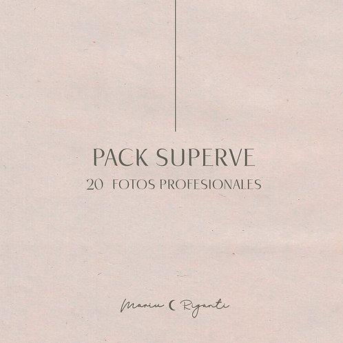 Pack Superve  .  20 fotos