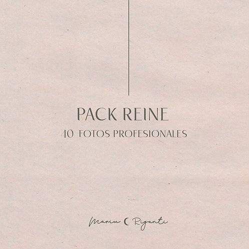 Pack Reine  .  40 fotos