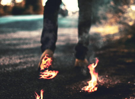 Lessons I learnt from walking through fire