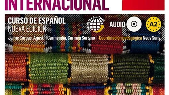 Textbook: Aula Internacional 2