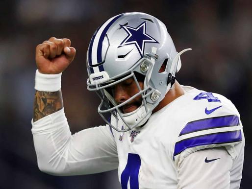 Power Ratings - NFL Week 8