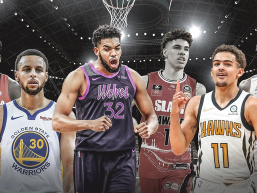 2020 NBA Mock Draft Database