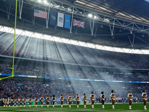 How to Bet NFL London