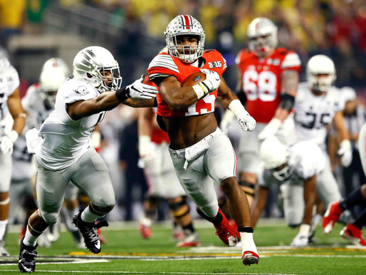 College Football Games of the Year: Best Bets