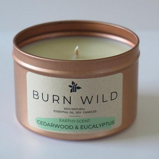 Earth   Cedarwood & Eucalyptus